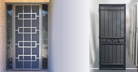 Security doors doncaster doncaster security doors for Door 2 door doncaster